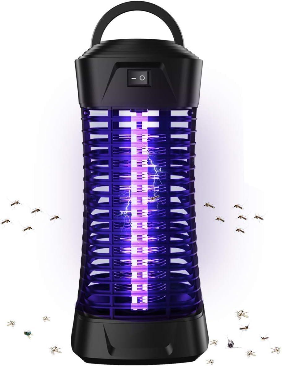 Lukasa UV Insektenvernichter Elektrische Mückenfalle
