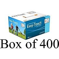 "EasyTouch® U-100, 30G, 1cc/mL, 5/16"" (Box of 100) (Box of 400)"