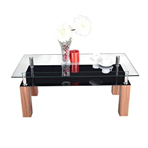 Royaloak Geneva Coffee Table (Brown)