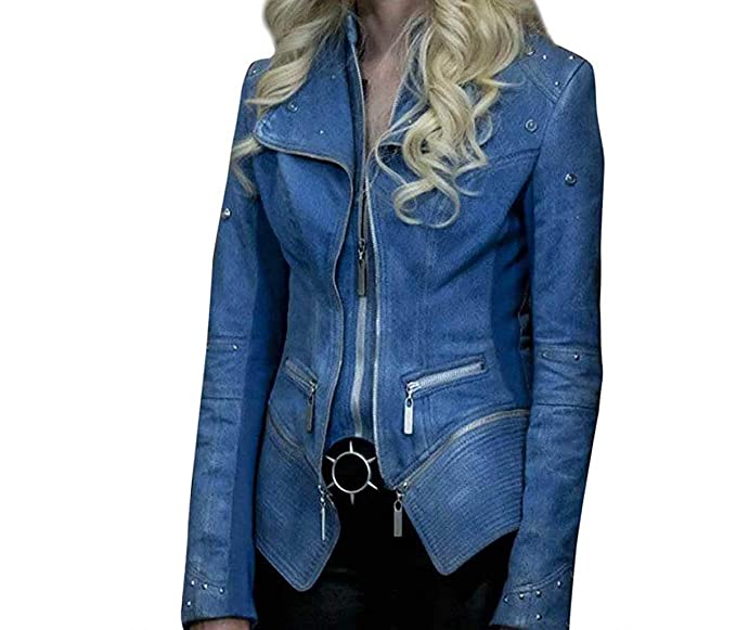 Amazon.com: UGFashions Killer S4 - Chaqueta vaquera para ...