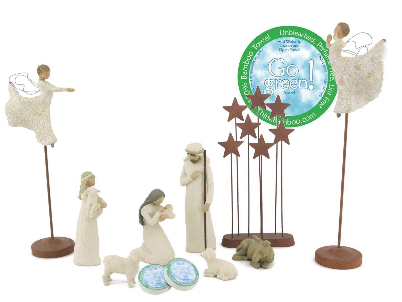 Willow Tree 9 Piece Nativity Set
