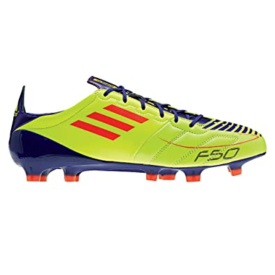 best authentic f44f8 870ab adidas F50 adizero TRX FG (LEA) leather mens football boots cleats G40337  soccer (