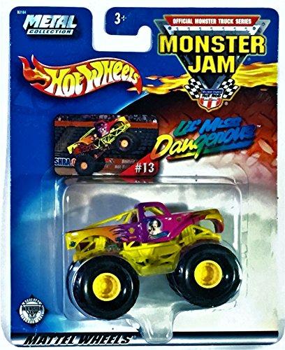 Mattel Hot Wheels 2003 Monster Jam #13 Lil' Miss Dangerou...