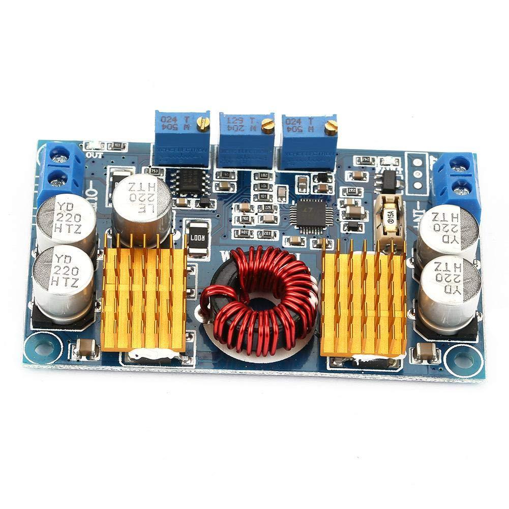 LTC3780 DC 5-32 V /à 1 V-30 V 10 A r/églable automatique Step Up Down Circuit dalimentation plaqu/é R/égulateur de charge Module de charge
