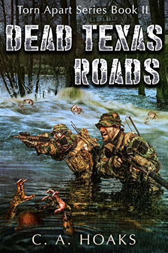 Dead Texas Roads (Torn Apart Book 2) by [Hoaks, C. A.]