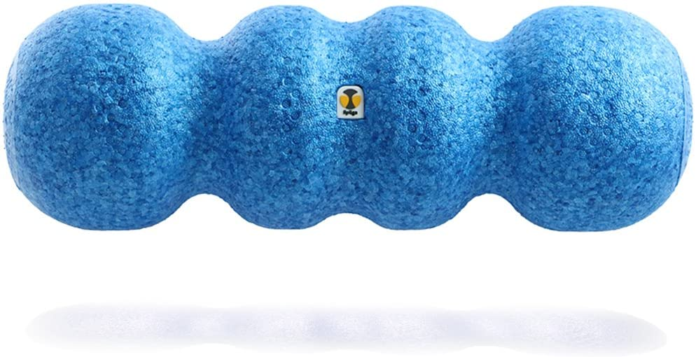 Rollga Foam Roller - Standard: Self Massage & Trigger Point Release Muscle Roller, Medium Density Foam Version