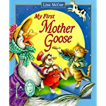 My First Mother Goose [With Plastic Handle and Clasp]