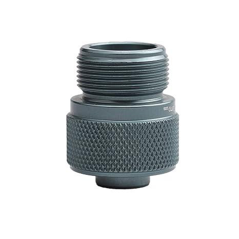 Adaptador de la antorcha de Gas Bote de la válvula Lindal al Tanque de propano Verde