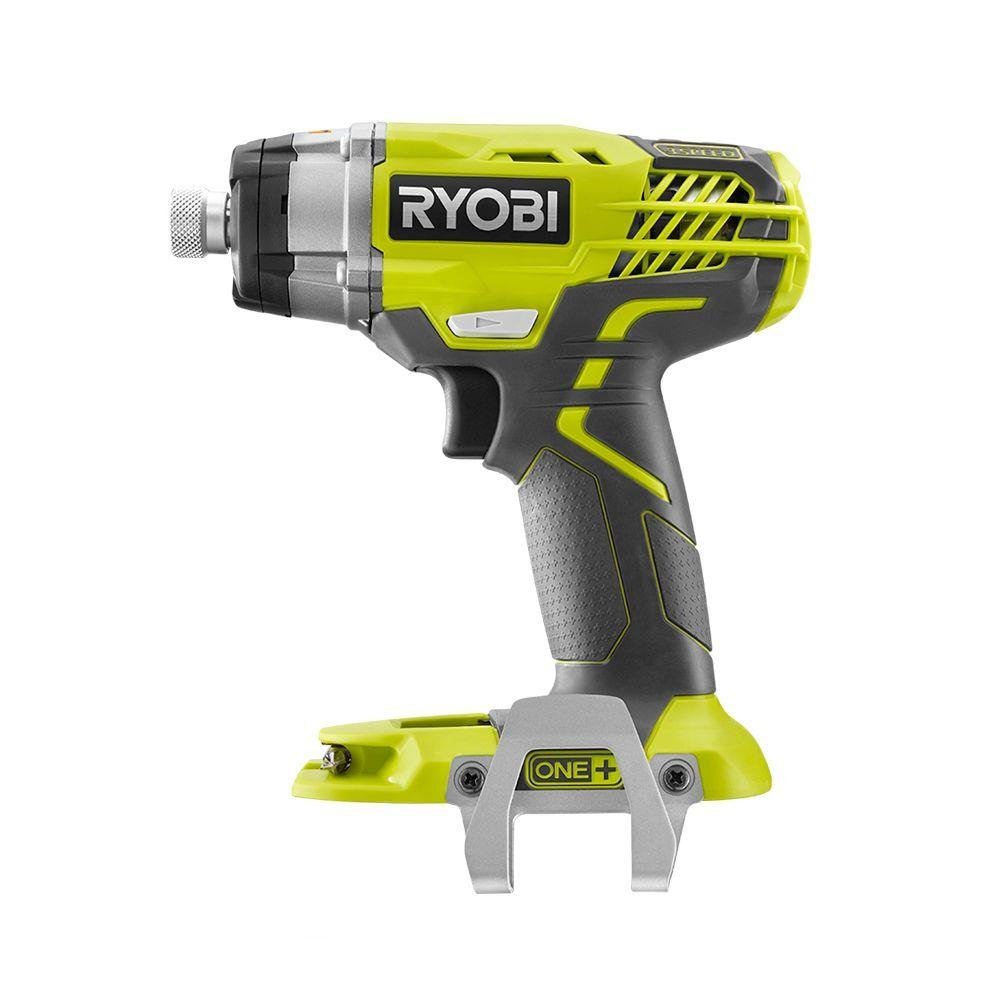 Ryobi P237 18V ONE Plus 3-Speed 1-1 4 In. Impact Driver Tool Only – Battery and Charger Not Included ZRP237 Certified Refurbished