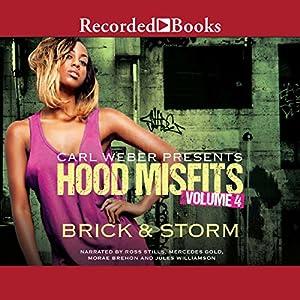 Hood Misfits, Volume 4 Audiobook