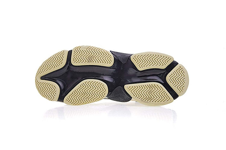 YANG ZHIYONG 1.0 Triple S Herren Damen Laufschuhe Laufschuhe Laufschuhe Sportschuhe Outdoor Running Schuhe Turnschuhe Leicht Turnschuhe B07Q65MSPC Sport- & Outdoorschuhe eine breite Palette von Produkten 47215f