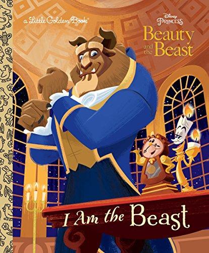 - I Am the Beast (Disney Beauty and the Beast) (Little Golden Book)