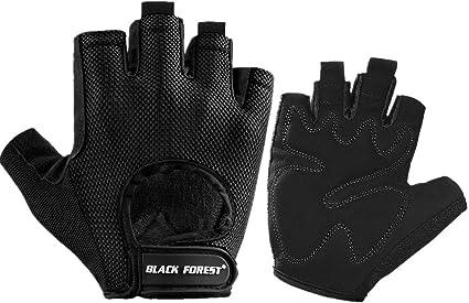 Handschuhe Fingerlos Schwarz Fingerlose Handschuhe Fahrradhandschuhe Damen Bikerhandschuhe Für Männer Winter Bike Handschuhe Für Männer Sport Freizeit