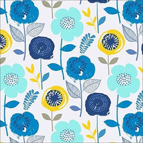 Waverly Home Decor Fabrics (Waverly Inspirations 100% Cotton Print fabric Quilting fabric Home Decor 44'' 140GSM)