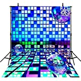 5X7FT Led Dj Light Stage Disco Party backdrops High-Grade Portrait Cloth Computer Print Birthday Party Backgrounds CM-5683