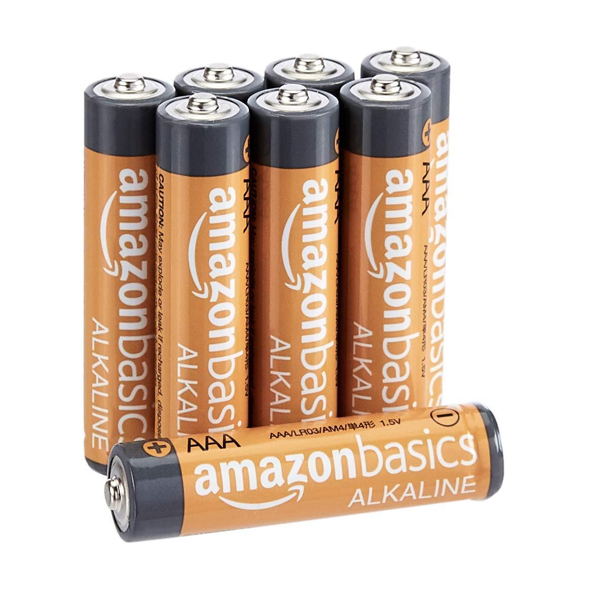 乾電池 単4形 8個セット