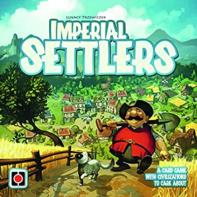 Portal Games Imperial Settlers: Toys & Games