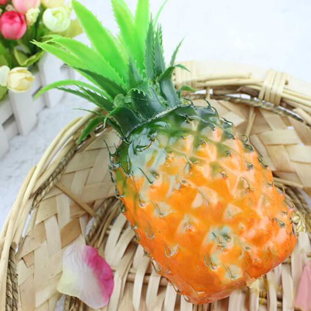 Artificial Fruit Foam Non Brand Magideal Tropical Artificial