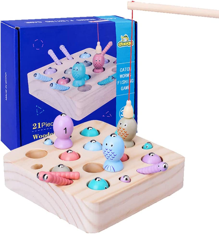 Duoqu Magnetic Fishing Toy