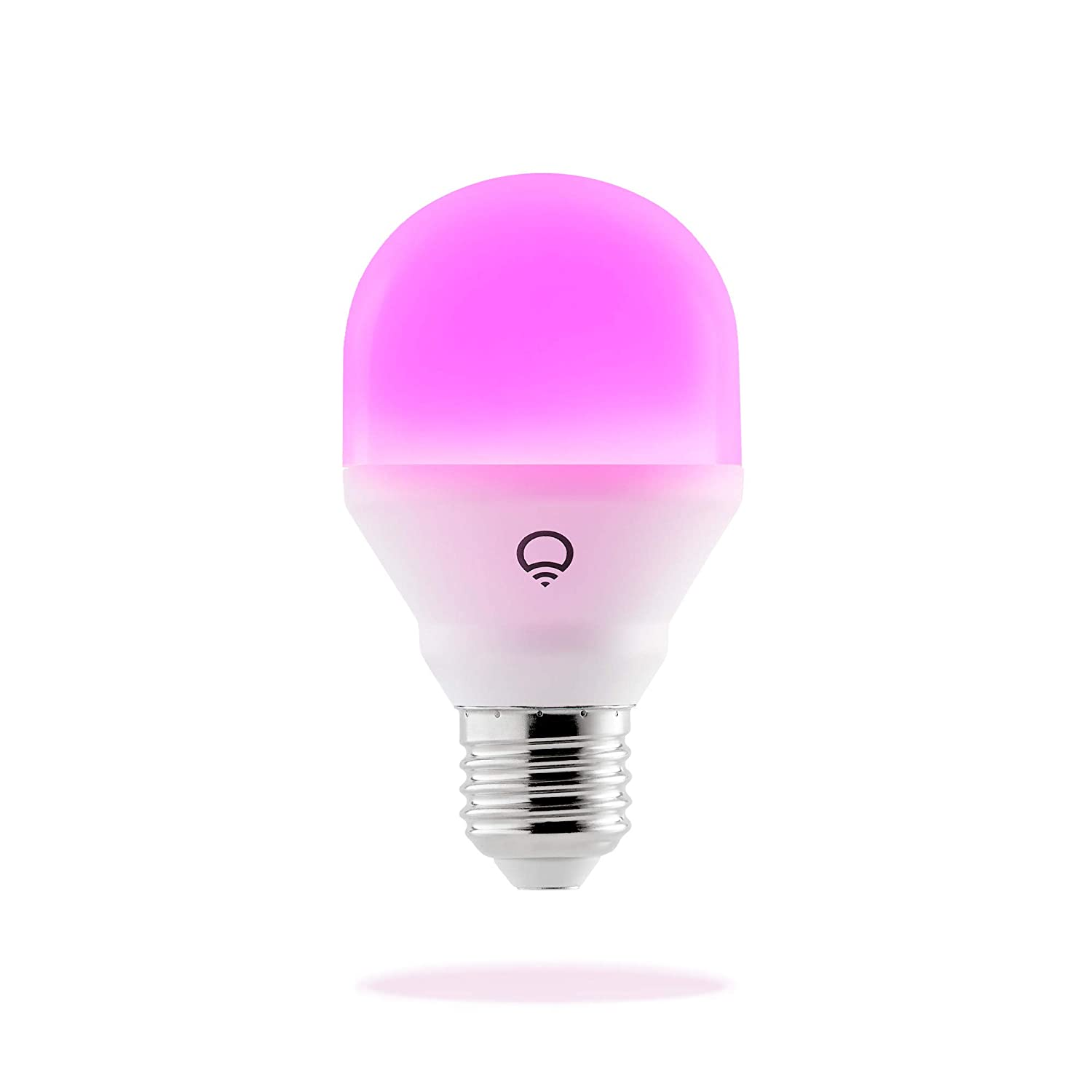 LIFX L3A19MC08E26 Mini Wi-Fi Smart LED Light Bulb