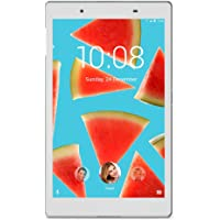 "Lenovo ZA2D0006DE Tablet TB-8504X Display 8"" HD IPS Touch , Processore Qualcomm Snapdragon 425 Quad-Core, Storage 16 GB, Card Reader Micro SD, Wi-fi B/G/N, BT 4.0, LTE, GPS, Android, Bianco"