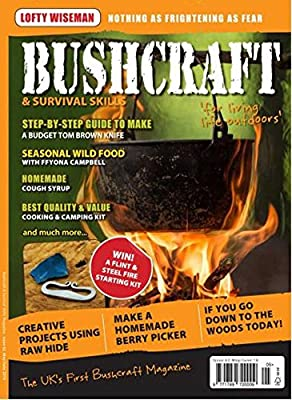 Bushcraft and Survival skills: Step by Step guide to make