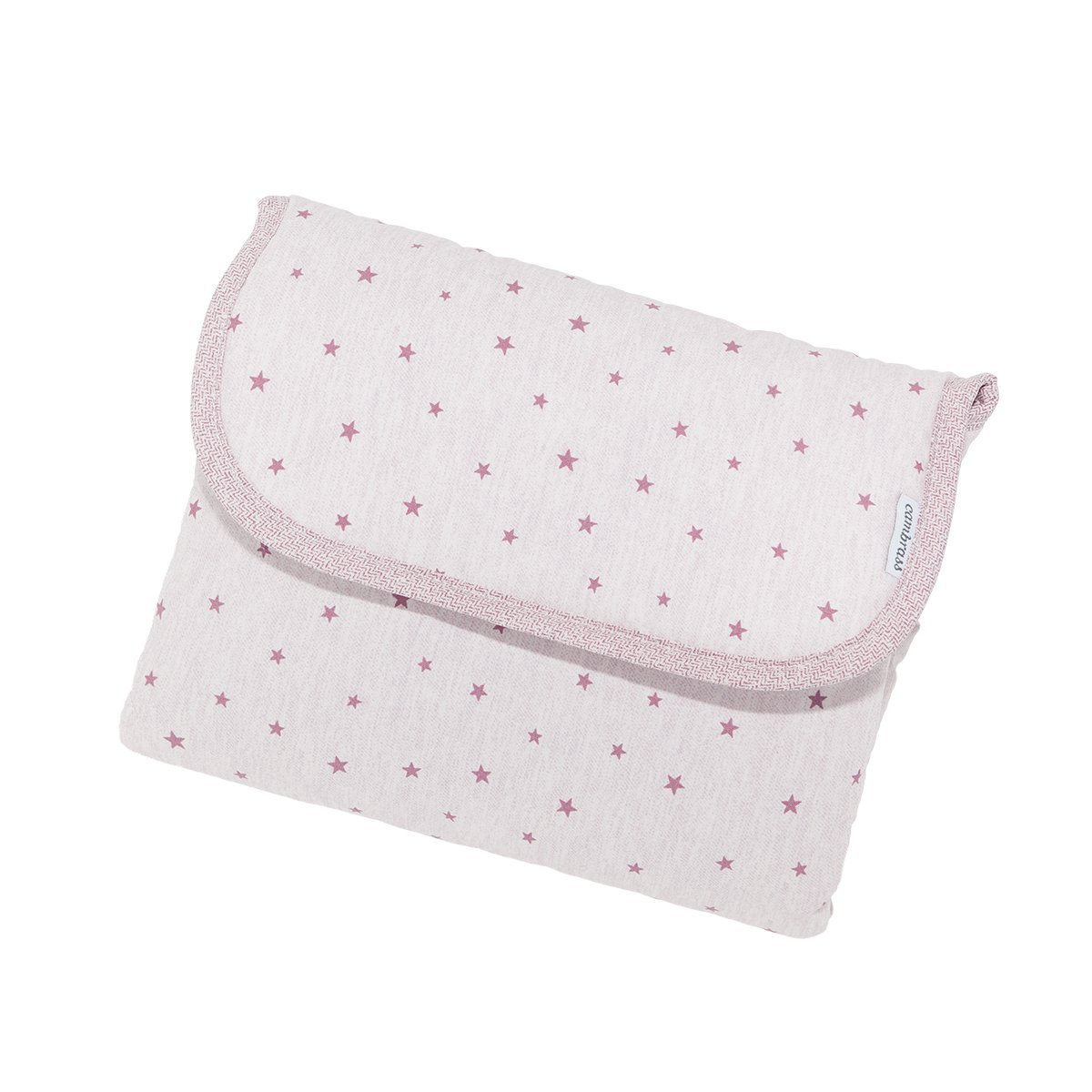 Cambrass Travel Nappy Changer (64 x 42 cm, Stela Pink) 37320.0