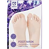 Foot Peel Mask 2 Pair,Exfoliating and moisturizing Foot Peeling Mask For Foot Care,Peeling Off Calluses & Dead Skin, Making Y