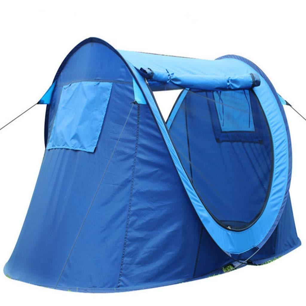 LYX Außenzelt Vollautomatisches Doppeltes Ultraleichtes Freizeitcamping Wildes Parkzelt Camping Reisen