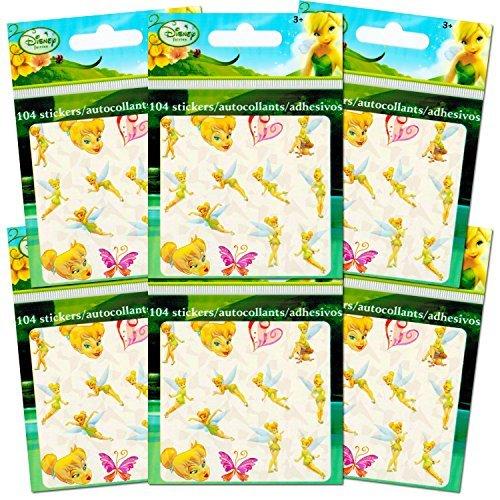 Disney Fairies Stickers ~ 576 Reward Stickers -