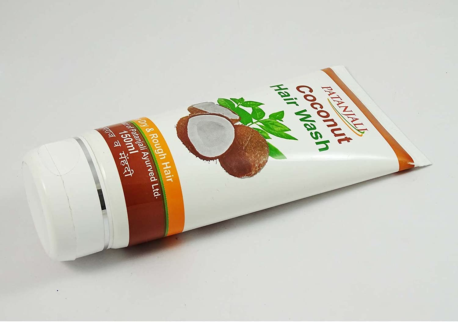 Patanjali coconut hair wash