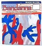 united states bandanna - Camo Patriotic Bandanna Bandana, 22