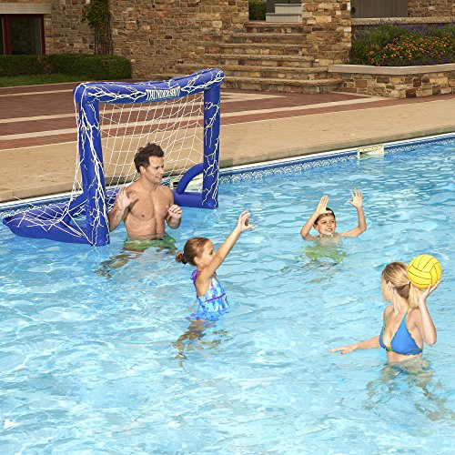 Blue Wave Thunder-shot Water Polo Pool Game Net Goal - Water Polo Goal