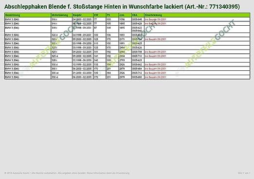 Ladekantenschutz f/ür W166 GLE Klassenab 2015 Sto/ßstangenschutz Edelstahl Chrom mit Abkantung
