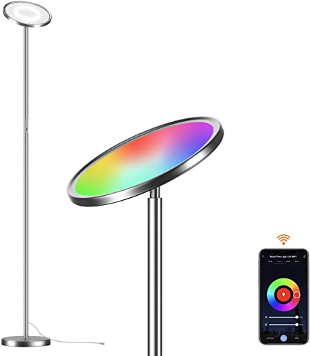 LEPOWER Smart LED Floor Lamp