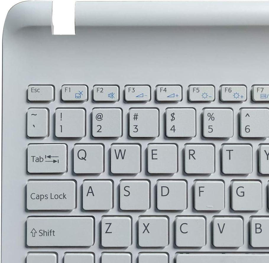 Sony Vaio SVF1521ZSTB Sony Vaio SVF1521Z1RB Sony Vaio SVF1521Z2EB Keyboards4Laptops French Layout Black Windows 8 Laptop Keyboard Compatible with Sony Vaio SVF1521Z1EB