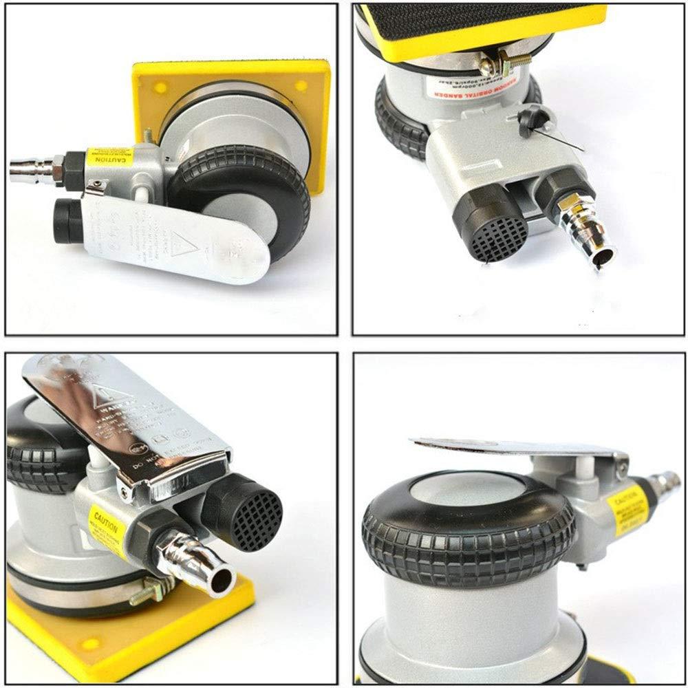 Manual Sanding Machine Hand Tool 80100mm Rectangular Pneumatic Sandpaper Machine