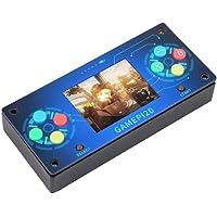Spelkonsol – 2 tum 320 x 240 IPS skärmspelkonsol med moderkort för Raspberry Pi Zero/noll W/noll ?Professionellt retro…