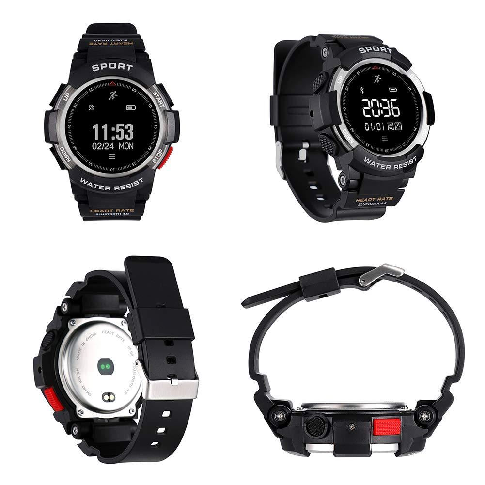 UR MAX BEAUTY Sport Watch Fitness Tracker, Smart Watch 50M ...