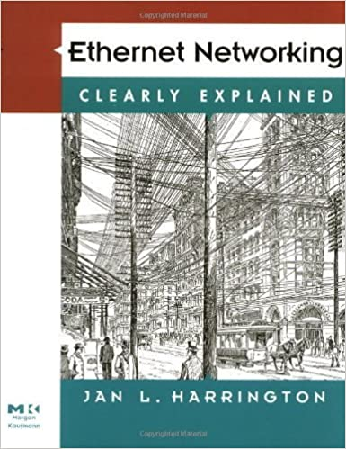 Book Ethernet Networking Clearly Explained by Jan L. Harrington (1999-05-10)
