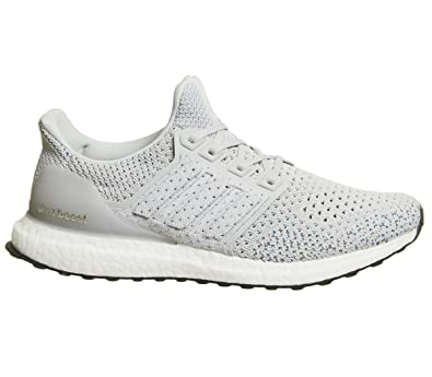 adidas Ultra Boost Clima Mens Running Shoes - Grey-7