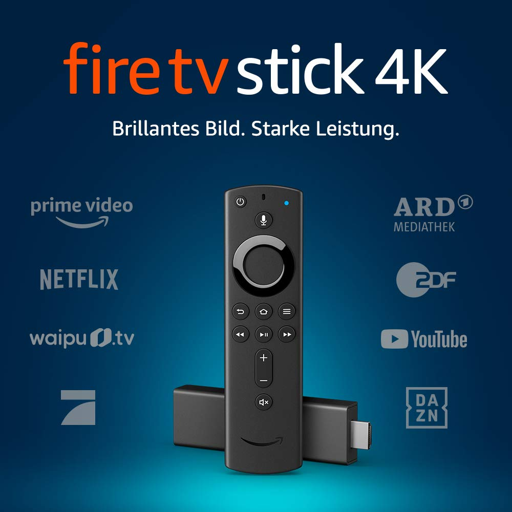 [amazon.de] Fire TV Stick 4k um 29,99€ anstatt 39,99