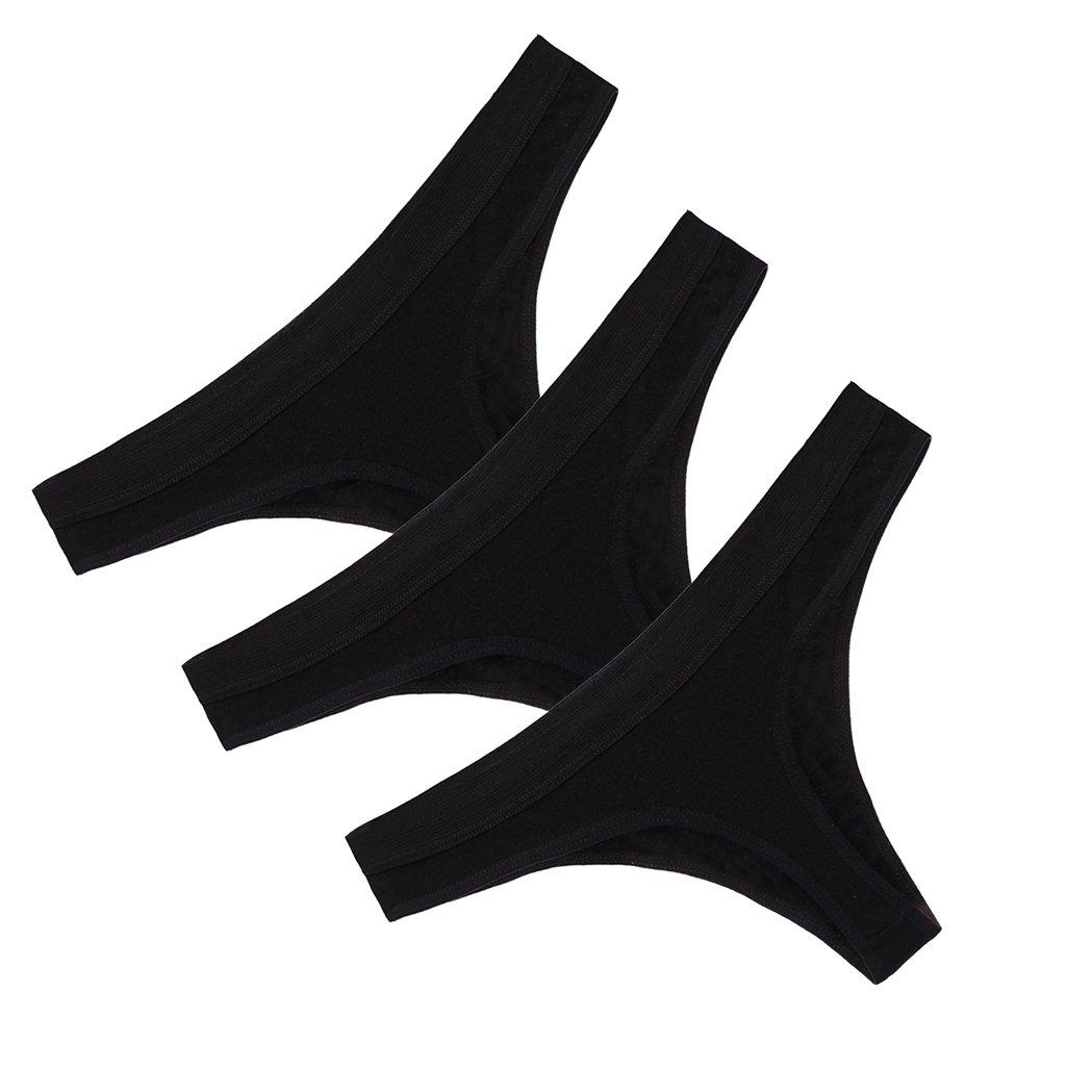 Zerolove Sport Thongs Soft Panties Cotton Hipster Low Waist Underwear Lingerie Zerolove1806040047