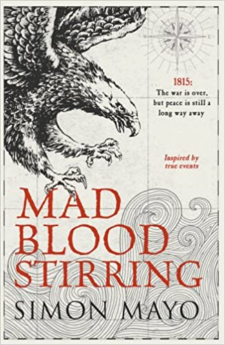 Mad Blood Stirring Book Cover