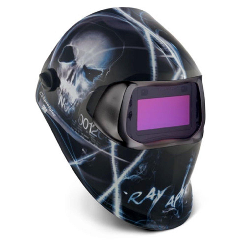 3M H752220 Speedglas SchWeiß erschutzkopfteil Xterminator 52000193111