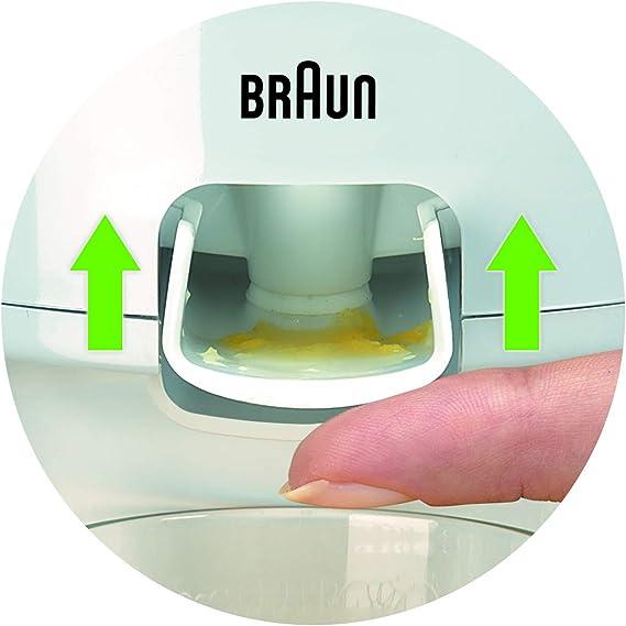 Braun TributeCollection CJ3050 - Exprimidor Eléctrico, 60 w ...
