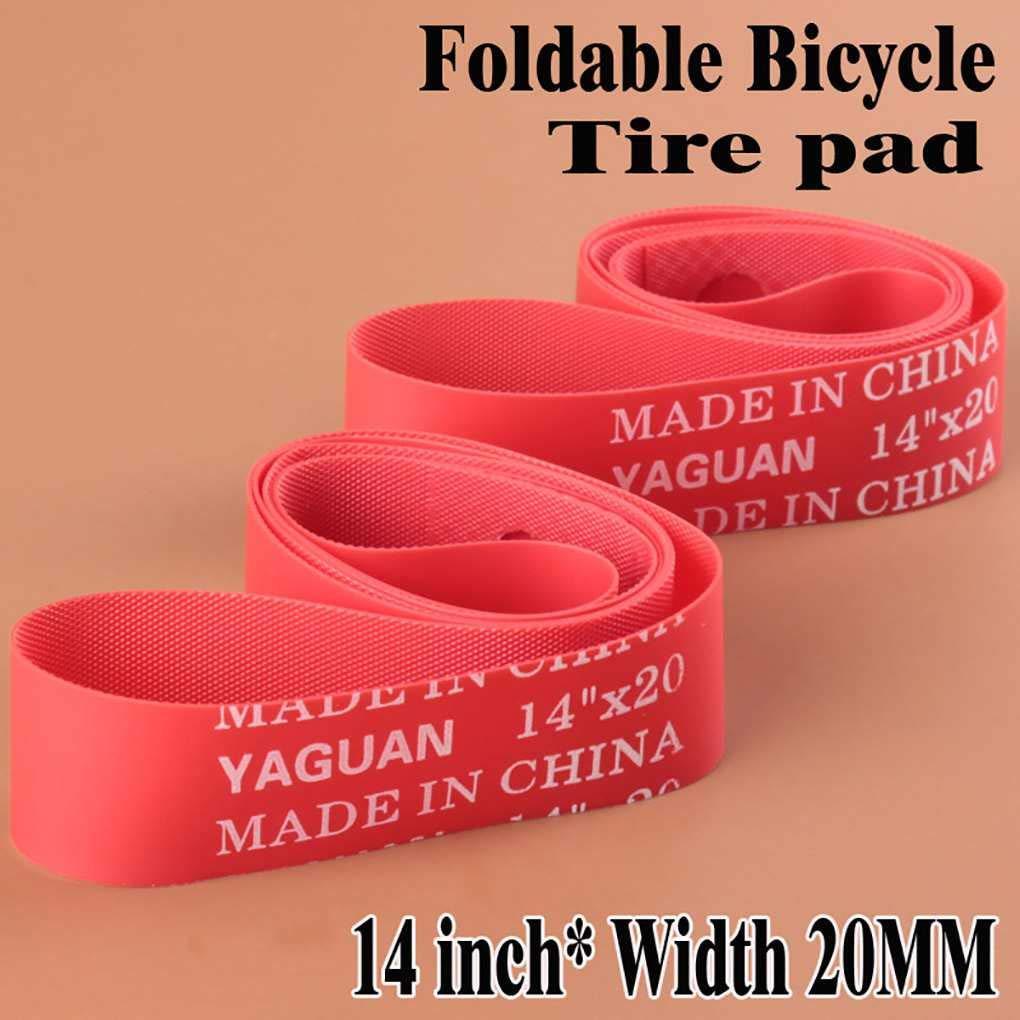 Dpolrs MTB Bike Tyre Tubo Protector Anti puntura della Cinghia della Gomma della Bicicletta Liner puntura Rilievo a Prova di Bike 14 26 27.5 29 700C Strada