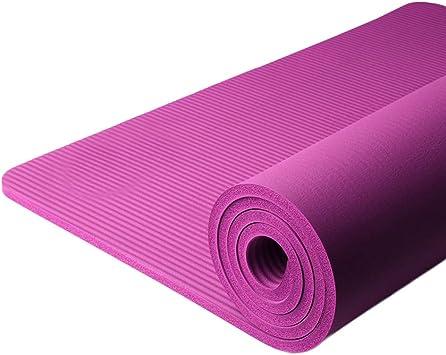 10mm epaisseur Tapis de yoga ,Non toxique haute densité anti ...
