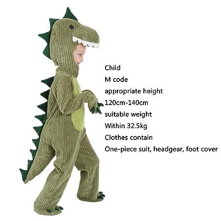 BGHKFF Disfraz De Dinosaurio Niños Película para Adultos Cosplay ...