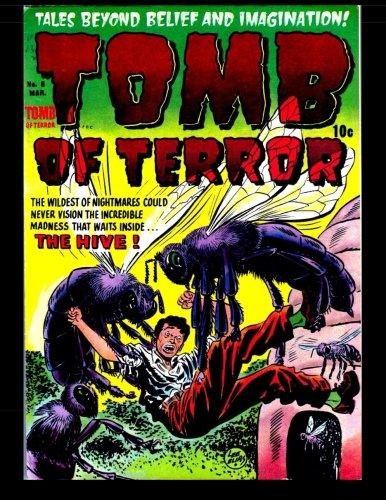 Tomb Of Terror #8: 1953 Horror-Suspense Comic